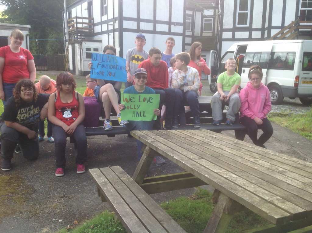 New Adventures for the Central Cheshire Buddies